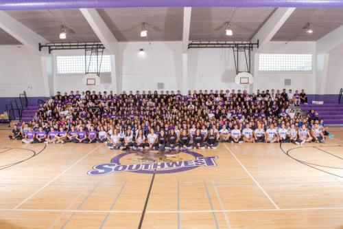 Class of 2020 Panoramic