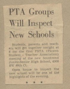 SWSHS PTA Course Inseption2