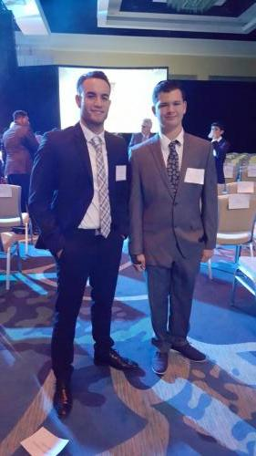 edgar and rojas fbla state conference